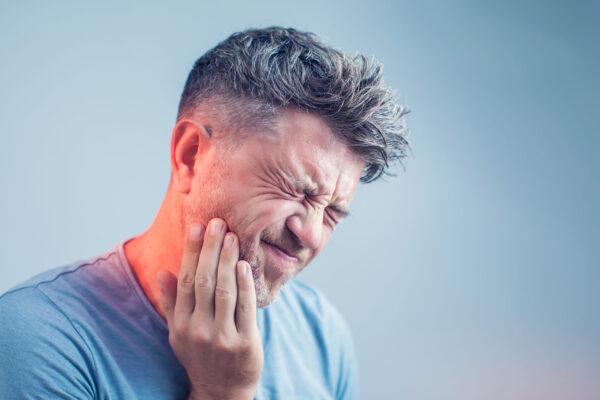 zobobol, karies, bolečina zaradi zoba