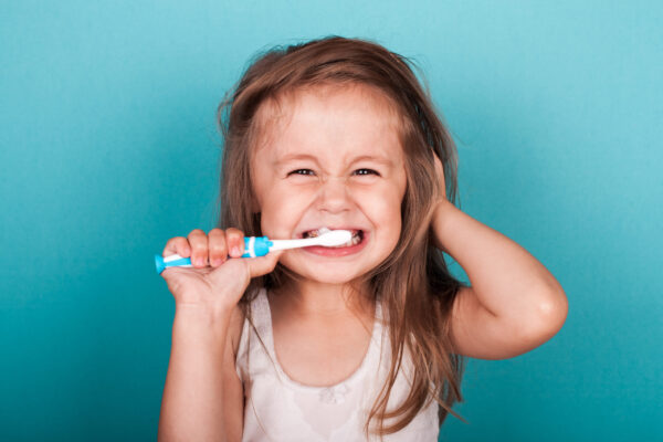 umivanje zob, zobna higiena
